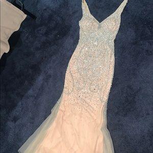 Prom Dress Mermaid Tail